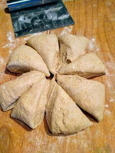 Kváskové dalamánky – moje malé veľké radosti Snack Recipes, Healthy Recipes, Snacks, Aesthetic Food, Dairy, Food And Drink, Bread, Cheese, Cooking
