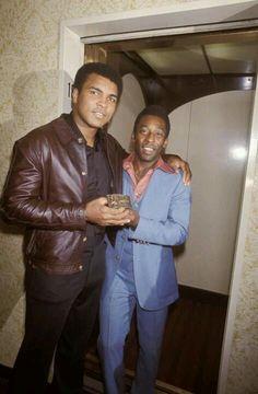 Ali & Pele