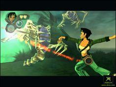 Jade fighter (beyond good and evil)