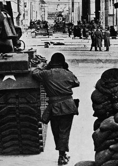 berlin, 27-28 october 1961