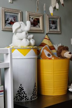 diy storage bin  http://unteconleamiche.blogspot.it/