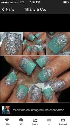 This but with gold instead of silver would look good with the mermaid toes I pinned
