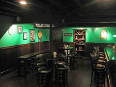 basement irish pub finally finished my basement the. Black Bedroom Furniture Sets. Home Design Ideas