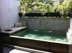 ComfyDwelling.com » Blog Archive » 50 Small Backyard Pools To Swoon Over by faith