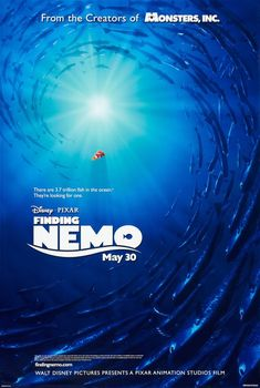 Click to View Extra Large Poster Image for Finding Nemo