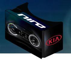 FREE Kia Google Cardboard VR Viewer