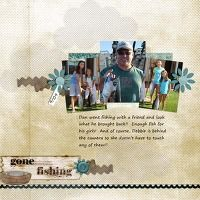 A Project by scrappin-grandma from our Scrapbooking Gallery originally submitted 07/26/10 at 10:38 PM