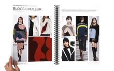 KNIT & CUT AND SEW TREND BOOK FALL WINTER 15-16