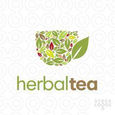 herbal tea logo - Google zoeken