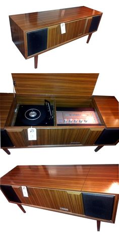 1970s PYE stereo radiogram model: Cambridge1225