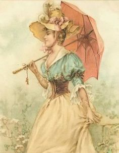 Victorian Lady W/Parasol Photo:  This Photo was uploaded by jade95_2010. Find other Victorian Lady W/Parasol pictures and photos or upload your own with ...