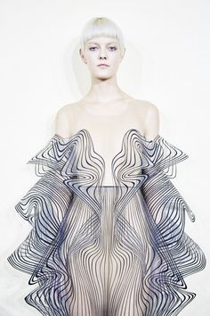 Aeriform | Behind the scenes | Iris van Herpen