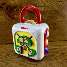 Vintage TOMY First Fun Discovery Puzzle Cube 5 Games in 1 Toy Educational Learn for sale online Cube Puzzle, Discovery, Education, Learning, Games, Fun, Vintage, Tomy, Plays