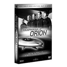 Raumpatrouille Orion Kult-Kollektion (3 DVDs): Amazon.de: Dietmar Schönherr, Eva Pflug, Wolfgang Völz, Peter Thomas, Dr. Michael Braun, Theo Mezger: Filme & TV