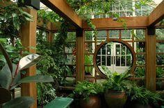 My Home Greenhouse Gazebo by John 3000, via Flickr