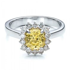 Yellow sapphire because it's pretty.