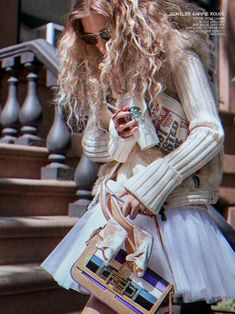 Cause the mornings never look so bright. Estilo Carrie Bradshaw, Carrie Bradshaw Outfits, Gossip Girl, City Outfits, Vetement Fashion, Sarah Jessica Parker, City Style, Fashion Books, Fashion Week