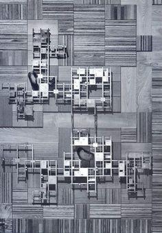 """Agricultural City"" by Kisho Kurokawa (1960)"