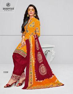 Miss India Vol 53 by Deeptex Print Printed Cotton Dress Material Dealer Surat - Tathastu Wholesale Silk Dupatta, Georgette Fabric, Salwar Kameez Online, Shalwar Kameez, Patiala Suit, Anarkali Suits, Miss India, Suit Up, Whatsapp Messenger
