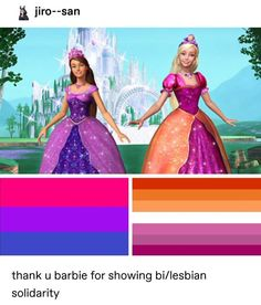 Barbie is part of the Gay Cinematic Universe from /r/actuallesbians Bisexual Pride, Gay Pride, Lgbt Pride Quotes, Lgbt Memes, Gay Aesthetic, Online Comics, Lgbt Community, Cute Gay, New People
