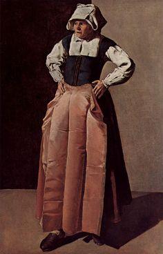 Old Woman - Georges de la Tour