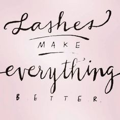 Get longer, thicker and darker lashes with Latisse! Lash Quotes, Makeup Quotes, Long Lashes, Eyelashes, Best Lashes, Make Me Up, Rodan And Fields, Beauty Bar, Beauty Tips