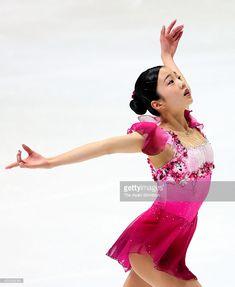 ニュース写真 : Marin Honda competes in the Women's Singles Free...