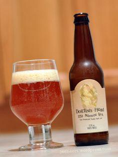 Dogfish Head 120 Minute IPA