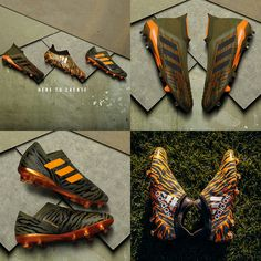 Lone Hunter pack from adidas! Get your shoe from the pack here > https://www.soccerpro.com/Adidas-Soccer-Cleats-c310/