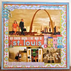 St. Louis layout