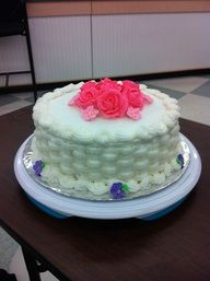 Wilton Cake Decorating : Your Cake Decoration:Yummy White Chocolate Wilton Cake Decorating Rose Princess Wilton Cake Decorating