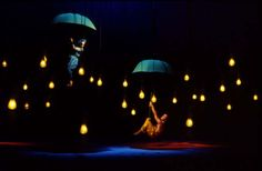 Image from A Midsummer Nights Dream, Noble/Ward, Royal Shakespeare Company, August 1994
