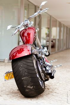"""Big Dog Motorcycles """"K9"""" - This Chopper-Style Cruiser has a strong silhouette, bold, cutting-edge style, and a killer sound. Starting at $34,995.    http://bigdogisback.com/motorcycles/k9"""