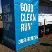 The Bubble Run 2014 in San Jose #examinercom