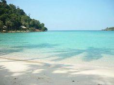 Stunning Bang Bao Bay in front of Sand & Sea, Koh Kood, Thailand