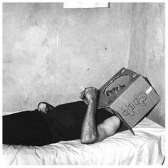 Photographer Roger Ballen, one of my heros