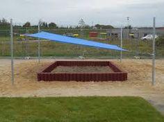 Image result for Sandkasten-Abdeckung Sonnenschirm