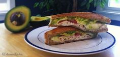 Ultimate Chicken Avocado Grilled Cheese