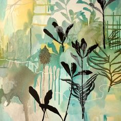 Nicola Moss,  In Progress - Dreaming of the Future and Forests to Be