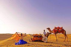 #bridetobe #bride #desert #beauty #camel #beautiful #destination #destinationwedding #landscape #memories #WeShootOra #wedding #weddingfilm #indianwedding #sunrise #morning #photooftheday #colors #sanddunes #bookyourshoot by oragraphy