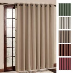 The Ultimate Guide To Window Treatments Patio Doors