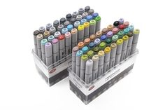 72 Pcs Artist Sketch Markers Broad and Fine Nibs Mark Pen Copic Design Basic Set | Crafts, Art Supplies, Drawing & Lettering Supplies | eBay!