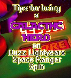Scoring High on Buzz Lightyear's Space Ranger Spin