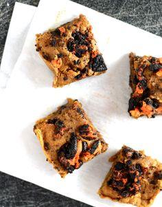 Pumpkin Oreo Bars - Full Cravings