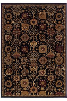 Foster Area Rug - Synthetic Rugs - Area Rugs - Rugs | HomeDecorators.com