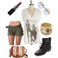 """Flashback"" by saintofkillers on Polyvore"