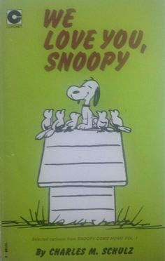 Love snoopy via @A o Curcher