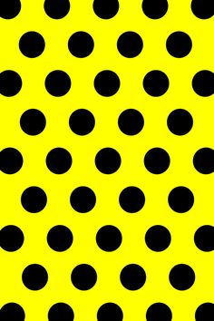 Black and yellow you know what it is. Black and yellow dot Mi Wallpaper, Iphone 6 Wallpaper, Black Wallpaper, Cellphone Wallpaper, Flower Wallpaper, Phone Wallpapers, Tiffany Blue Wallpapers, Cute Wallpapers, Mellow Yellow