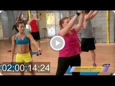 Free Video - 21 Day Fix | Total Body Cardio Sneak Peek @AutumnCalabrese