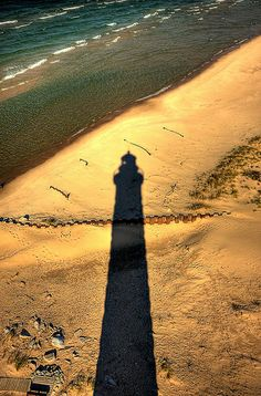 Big Sable Light Shadow